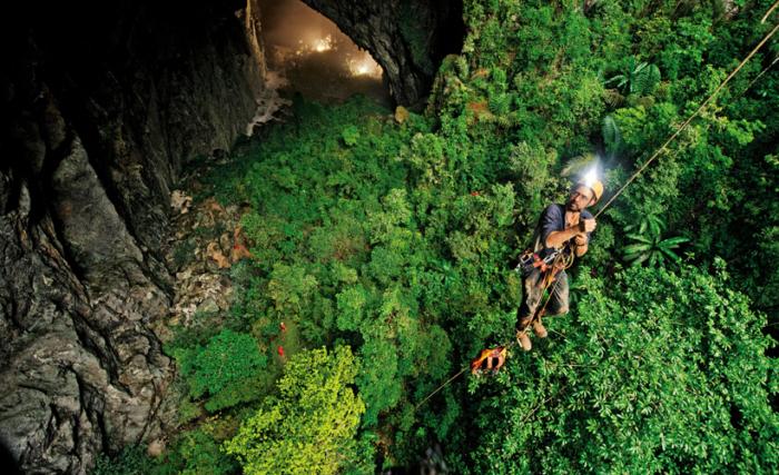 grotte de son doong quang binh vietnam