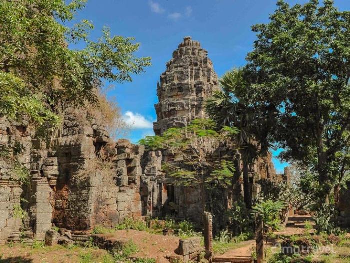 cambogia tour Temple Battambang