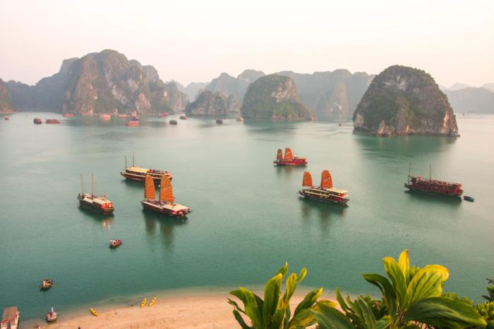 viaggio vietnam cambogia halong
