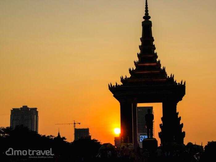 escursione fiume mekong Phnompenh