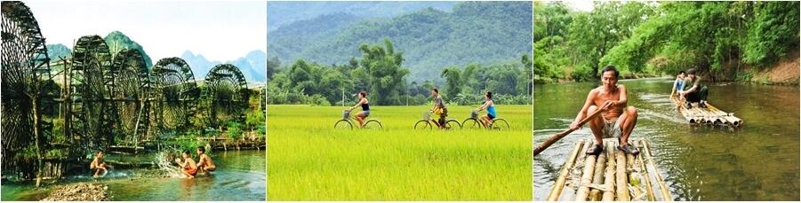 trekking vietnam maihich 2