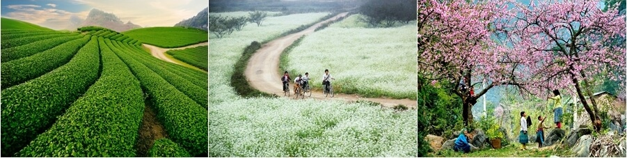 trek vietnam nord maichau