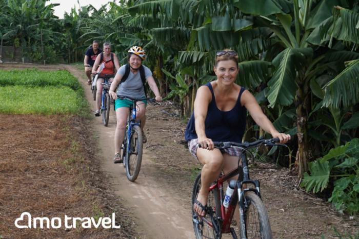 Il tour in bicicletta per scoprire Hanoi