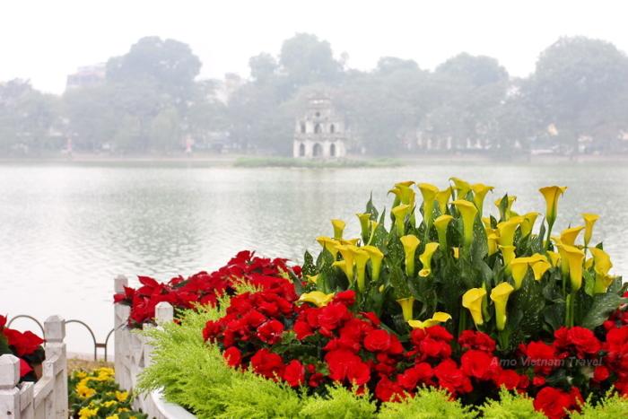 vietnam in 12 giorni Hoan Kiem Lake