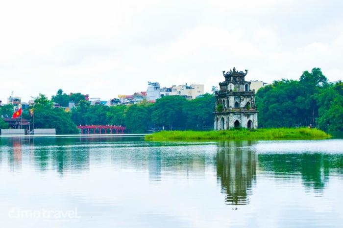 il meglio del vietnam Hoan Kiem ad Hanoi