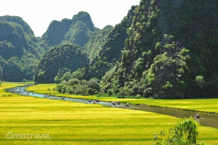 vacanza mare in vietnam Ninh Binh