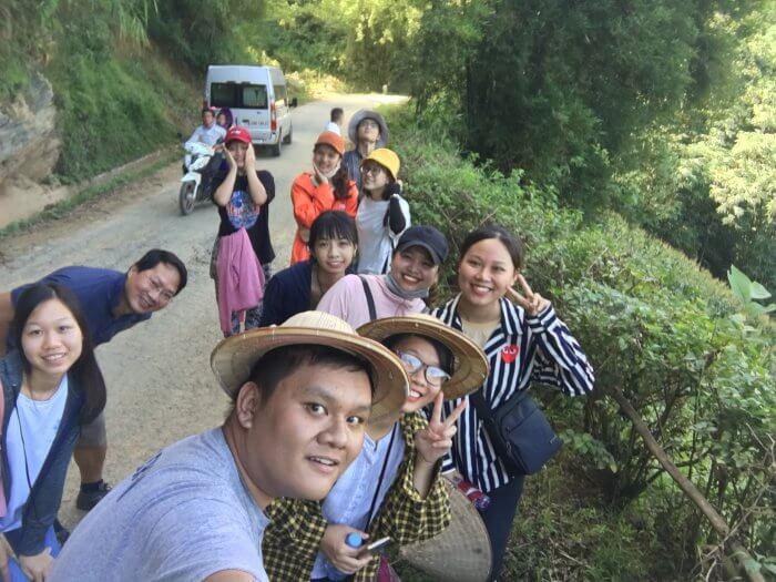 Chao Vietnam Gen 4 Training con il viaggio a Sapa, Bac Ha