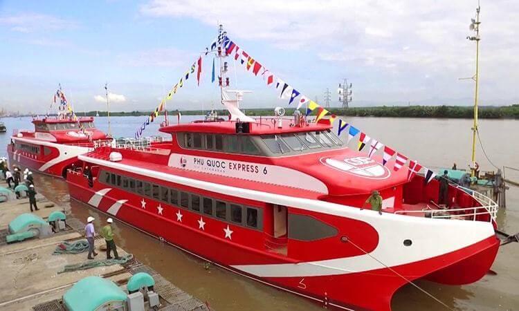 Traghetto di Phu Quoc Express