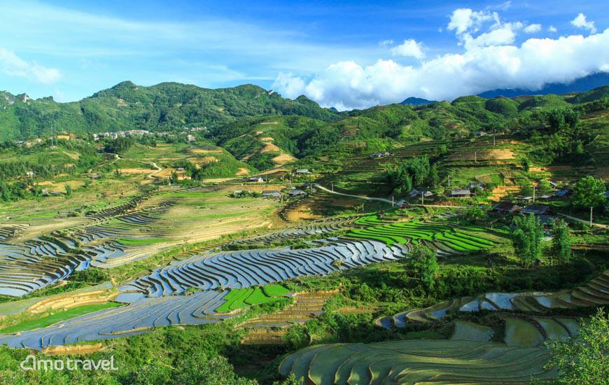 Villaggio Ma Tra, Ta Phin Sapa Vietnam