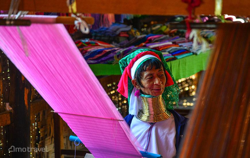 Donne diPadaung, Inle Lake Myanmar