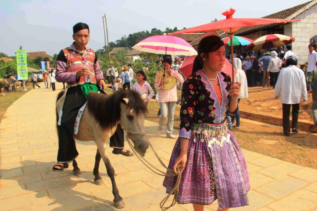 Mercato Cao Son Sapa Vietnam