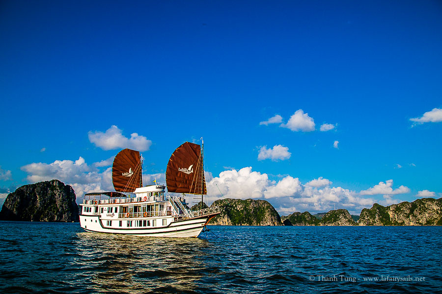 Lafairy Sails Cruise - Private Vietnam Tours and Holiday Packages by Amo Travel